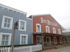 Doc Holliday, Building, Buildings, Construction