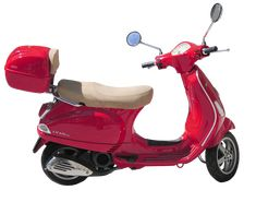 Vespa PNG by EveLivesey.deviantart.com