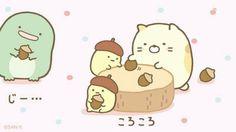 Cartoon Town, Cute Cartoon, Cartoon Stickers, Cute Stickers, Kawaii Drawings, Cute Drawings, Sumiko Gurashi, Hyanna Natsu, Kawaii Doodles