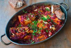 18 Vegan Recipes Worthy of Your Next Dinner Party via Brit + Co