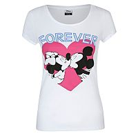 Minnie and Mickey T-shirt | Women | George at ASDA £4