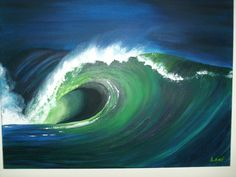 lanis-surf-art - from the west of ireland Surf N Turf, Surf Art, Ireland, Surfing, Waves, Culture, Outdoor, Outdoors, Surf