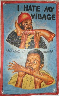 Movie Poster from Ghana