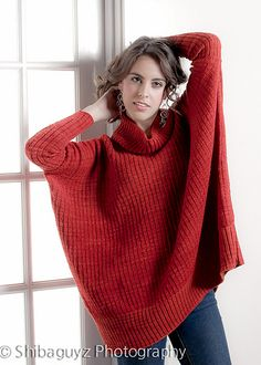 Ravelry: Deva pattern by Shannon Mullett-Bowlsby. We love Shibaguyz Designz!