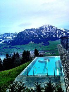 Hotel Villa Honegg Spa || TripAdvisor || waaaaaaaaau view