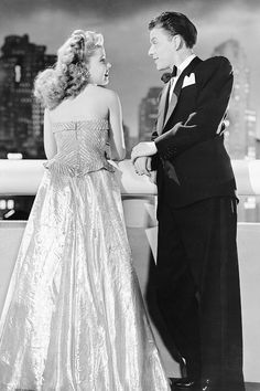 """Frank Sinatra and Gloria DeHaven """"Step Lively"""" 1944"""