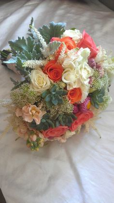 Flowers done by Simply Glamorous Floral