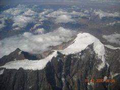 Nevados de La Paz. Por: Jackeline de Benjin