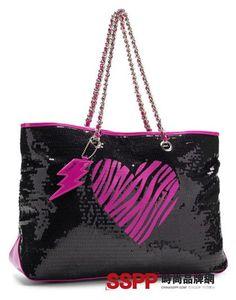 betsey johnson | Betsey Johnson 2010 Handbags