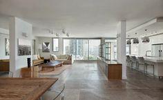 crunchylipstick: Luxury Apartement by Nurit Kacherginski (via homeadore.com)