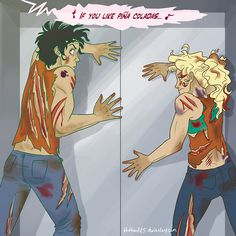 Crying xD Percy Jackson