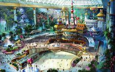 Lotte World Theme Park _seoul (ROK)