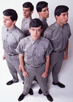 Get Ready to ROCK! Interview with Gerald Casale of electronic pop rock and video pioneers Devo, June 2007