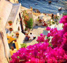 Seaside, Oia, Santorini, Greece