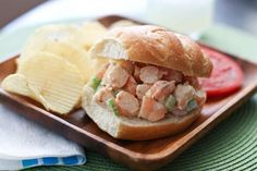 This Shrimp Salad recipe is one my favorite ways to enjoy shrimp, especially in the summer. Makes a great shrimp salad sandwich or addition to any salad. Shrimp Salad Recipes, Seafood Salad, Shrimp Dishes, Seafood Recipes, Cooking Recipes, Healthy Recipes, Fun Recipes, Healthy Meals, Dinner Recipes
