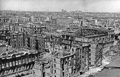 Stalingrad Ruins