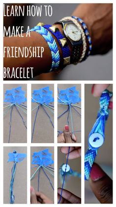 Chevron Friendship Braclet (Easy DIY tutorial) – Neesly Creative Crafts, Easy Crafts, Easy Diy, Crafts To Make And Sell, How To Make, Teen Jewelry, I Love Mom, Dollar Store Crafts, Diy Accessories