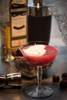 The Irish Blackberry Cocktail @FoodBlogs