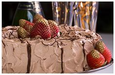 Rich Chocolate Cake | Huletts Sugar
