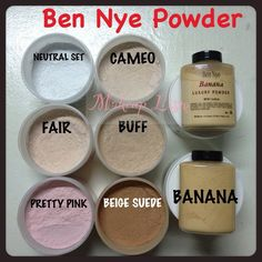 Ben Nye powders are the best kept secret by makeup artists! Used mainly to set under eye concealer, this product is not only cheap (about 12$), but also works perfectly to set makeup and illuminate without caking or creasing! Kim Kardashian uses it. That should tell you enough
