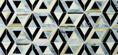 Combining function with beauty, the tile available from ANN SACKS is the ideal way to bring art into any environment.