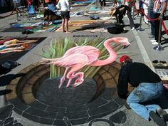 Annual Street Painting Festival | Lake Worth, FL