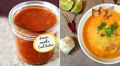 Naučte se jednu z nejzákladnějších mexických omáček. Domácí enchiladas omáčka je snadná, rychlá, vynikající a hodí se do nejrůznějších jídel. Zkuste ji!