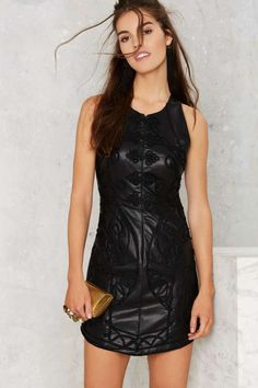Nasty Gal Through and Through Embroidered Dress - Do East | Best Sellers | Going Out | LBD | Dresses