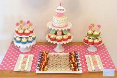 Festa, Sabor & Decoração: Ideias para festa de meninas