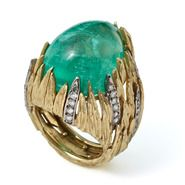 Grima Creations: RINGS: Paraiba Tourmaline Ring, 2011