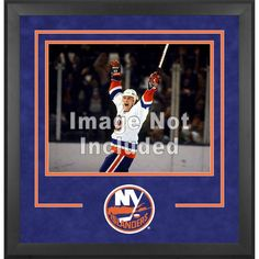 "New York Islanders Fanatics Authentic 16"" x 20"" Deluxe Horizontal Photograph Frame - $179.99"