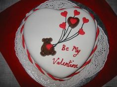 Image result for valentines day cake