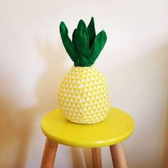 Beautiful U201cKmart Is The Bomb 💣 Stoked I Got The Last Pineapple 🍍 Doorstop 💛 And  Dip Dyed Stool For Marleyu0027s Room.