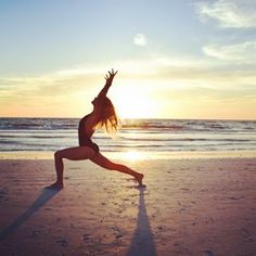 Read my four tips to help you start and sustain a home yoga practice - these are from my personal journey to yours! Enjoy yogis!