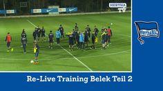 Re-Live Training in Belek - Tag 1 - Teil 2 - Hertha BSC - Bundesliga - B...