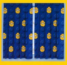 Lego Curtains   eBay