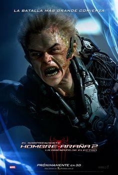 The Amazing Spider-Man 2   Dane DeHaan as Green Goblin (fake poster) http://www.imdb.com/title/tt1872181/
