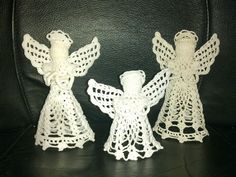 More angels I have made