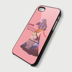 Sleeping beauty quote Iphone 4/4s/5/5c/5s Samsung by Logoutcase, $14.79