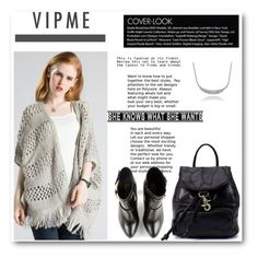 """""""Vipme 14"""" by emina-turic ❤ liked on Polyvore featuring Kim Kwang, women's clothing, women, female, woman, misses, juniors and vipme"""