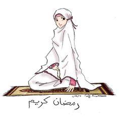 Ramadhan Kareem by finieramos.deviantart.com on @DeviantArt