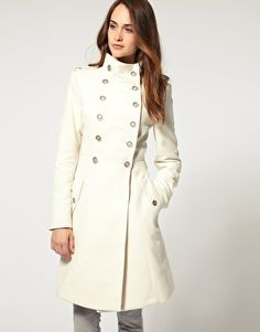 White Long Coats
