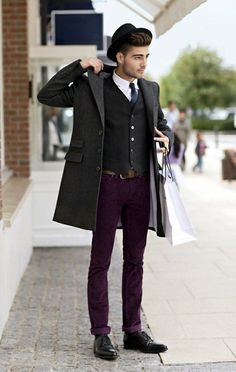 Dynamic Winter Fashion Ideas For Men (4)