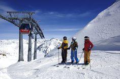 Pitztaler Gletscher: abwechslungsreiche Pisten & Schneesicherheit : Ferienregion Pitztal Tirol #DachTirols