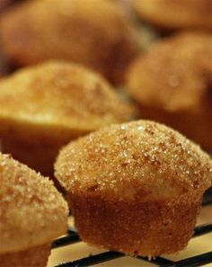 Pumpkin Pie Spice Donut Muffins ---Tomorrow for sure!!!