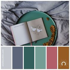 Color inspiration [ pombinhos ] Toa Heftiba @hetiba.co.uk - thank you for sharing this beautiful shot! picture source @unsplash color palette no 266 Do you like the colors you see? Hop over to my website astellescolors.com or check link in bio for hex codes