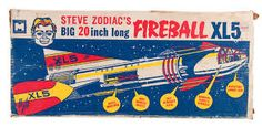 Image result for fireball xl5