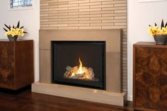 Time to replace your old prefabricated fireplace? A prefabricated fireplace is a great choice to bring warmth and ambience into a home. Prefab Fireplace, Home Fireplace, Valor Fireplaces, Gas Fireplaces, Windsor, Chimney Sweep, Heat Exchanger, Home Renovation, Modern