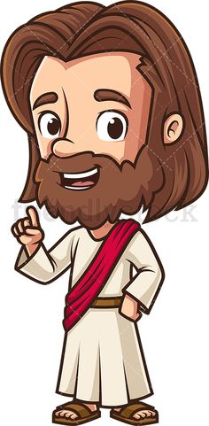 Kawaii Jesus Welcoming Everyone: Royalty-free stock vector illustration of Jesus Christ opening His arms wide open to welcome everyone. Jesus Cartoon, Jesus Artwork, Cartoon Smile, String Art Templates, Free Vector Clipart, Jesus Painting, Faith Bible, Jesus Christ, Chibi