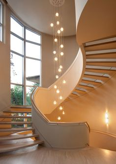 This blog is called 13 extremely good staircase lighting ideas for your home